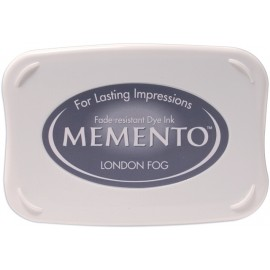 Ink Pad Memento - London Fog