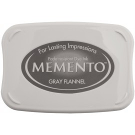 Ink Pad Memento - Gray Flannel