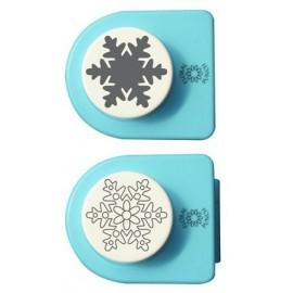 Floral punch jumbo set - snowflake