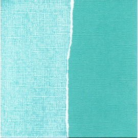 Cardstock Core'dinations - Aegean, 30 x 30 cm