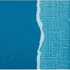 Cardstock Core'dinations - Aquamarine, 30 x 30 cm