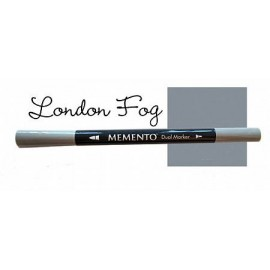 Memento Dual Marker - London Fog