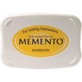 Ink Pad Memento - Dandelion