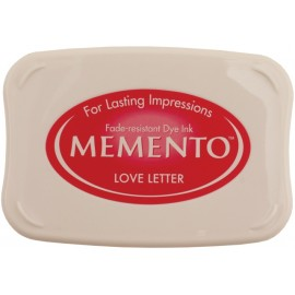 Ink Pad Memento - Love Letter