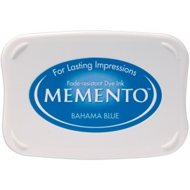 Ink Pad Memento - Bahama Blue