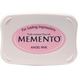 Ink Pad Memento - Angel Pink