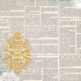 Bo Bunny - The Avenues Collection - Song Bird, 30x30 cm
