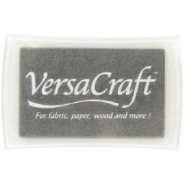 VersaCraft Ink Pad - Cool Gray, 60x96mm