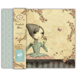 Santoro Mirabelle Scrapbook Album - If Only..., 30x30cm