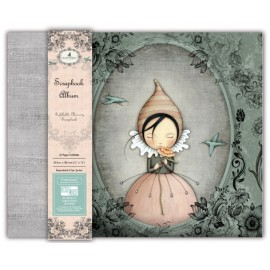 Santoro Mirabelle Scrapbook Album - Pursuit of Happiness, 30x30cm