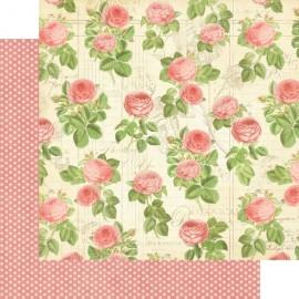 Graphic 45 - Botanical Collection - Flora, 30x30 cm