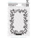 Embossing Folder - Foliage Frame, 10 x 15 cm