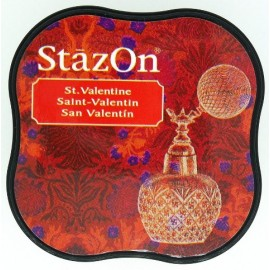 Ink Pad StazOn Midi - St. Valentine
