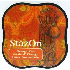 Ink Pad StazOn Midi - Orange Zest