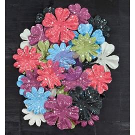 Prima Flowers - Stationer's Desk, 3.8 - 5cm / 36pcs.