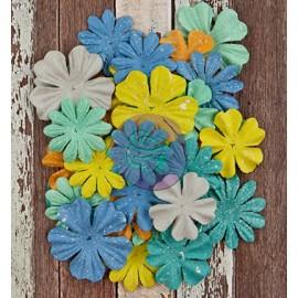 Prima Flowers - Free Spirit #1, 3.8 - 5cm / 36pcs.