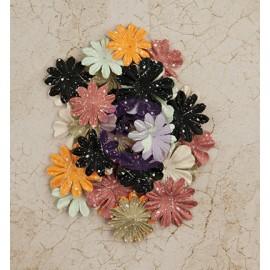Prima Flowers - Time Flies, 3.8 - 5cm / 36pcs.