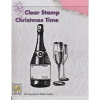 Clear Stamp - Happy New Year