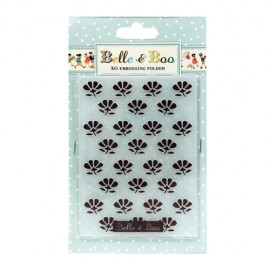 Embossing Folder - Belle & Boo, A6