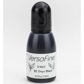 VersaFine Inker - Onyx Black, 15 ml
