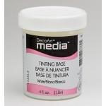 DecoArt Mixed Media - Tinting Base White, 118 ml