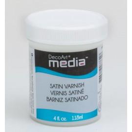 DecoArt Mixed Media - Satin Varnish, 118 ml