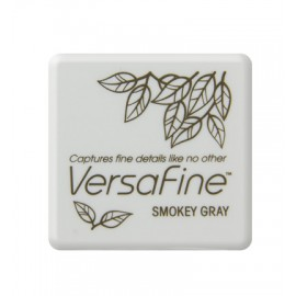 VersaFine Ink Pad - Smokey Gray, small 33x33mm