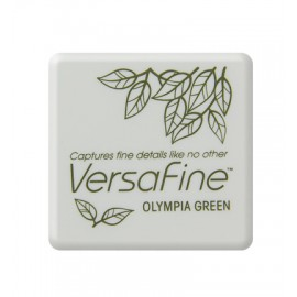 VersaFine Ink Pad - Olympia Green, small 33x33mm