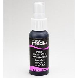 Mixed Media Acrylics - Spray Misters - Carbon Black, 59 ml