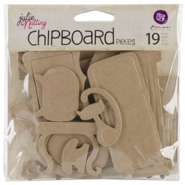 Prima Chipboard Furniture, 19 pcs