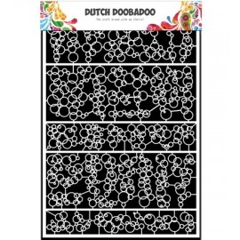 Dutch Doobadoo A5 - Paper Art Bubbles