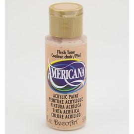 DecoArt Americana Acrylic Paint - Flesh Tone, 59ml
