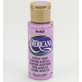DecoArt Americana Acrylic Paint - Orchid, 59ml