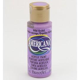 DecoArt Americana Acrylic Paint - Wild Orchid, 59ml