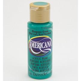 DecoArt Americana Acrylic Paint - Bluegrass Green, 59ml