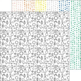 Pinkfresh Studio - Dream On Collection - Trance, 30x30 cm