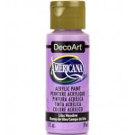 DecoArt Americana Acrylic Paint - Lilac Meadow, 59ml