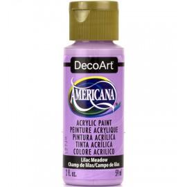 DecoArt Americana Acrylic Paint - Lilac Meadow, 59ml