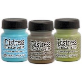 Distress Crackle Paint