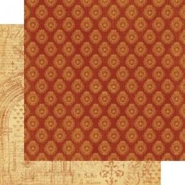 Dec. paper 2-sided G45 Rendezvous 30,5X30,5 cm